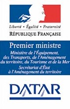 D�l�gation � l'Am�nagement du Territoire et � l'Action r�gionale (DATAR) - France
